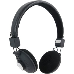 Casque audio Bluetooth Noir