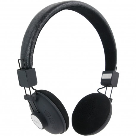 Casque audio Bluetooth Noir Main libre