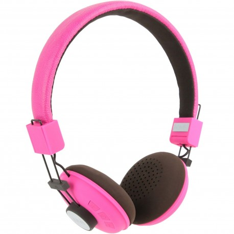 Casque audio Bluetooth Rose Main libre