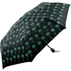 Parapluie pliant Vivement l'été Gris argent