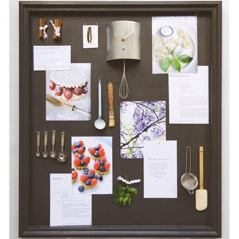 horloge fouet de cuisine athomia. Black Bedroom Furniture Sets. Home Design Ideas