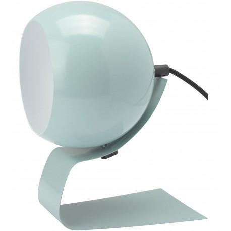 Lampe Boule orientable Olga Bleu clair