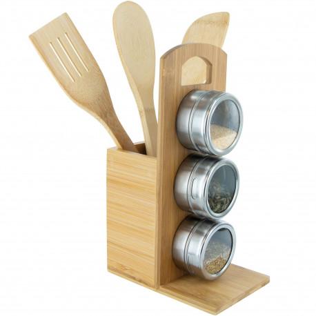 Tablier de cuisine Cuisine d'été Vert anis