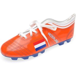 Trousse à crayons Chaussure de foot Hollande Orange