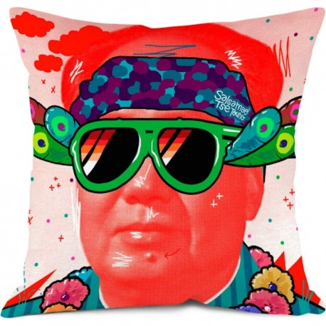 Coussin Mao