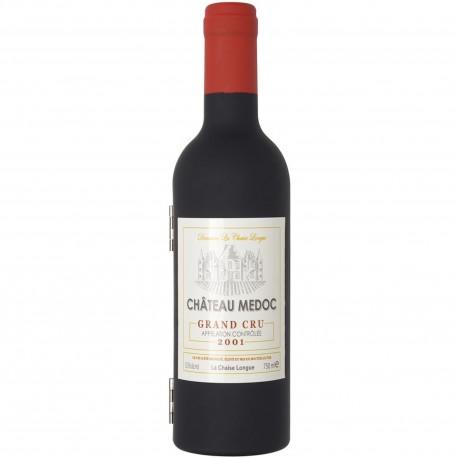 Coffret sommelier Bouteille Petit modèle 3 ustensiles à vin