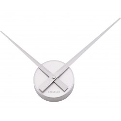 Horloge Little Big Time Mini Grise