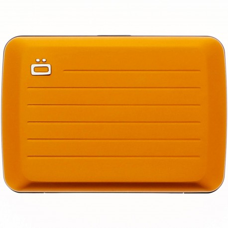 Porte-cartes Stockholm V2 Orange