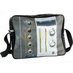 Sac bandoulière Sound Lab Control Noir et gris
